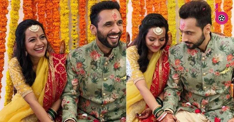 डांसर पुनीत पाठक ने गर्लफ्रेंड निधि मुनि के साथ की सगाई, देखिए रिंग सेरेमनी की कुछ शानदार तस्वीरें