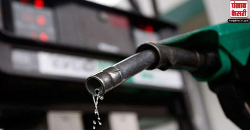 पेट्रोल के दाम में फिर हुई बढ़ोतरी, डीजल के रेट स्थिर, जानिए आज का भाव