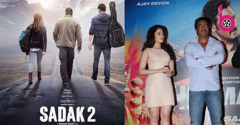 आलिया भट्ट की सड़क 2 और अजय देवगन की फिल्म्स समेत इन पांच फिल्मों की आईएमडीबी पर रही सबसे ज्यादा खराब रेटिंग