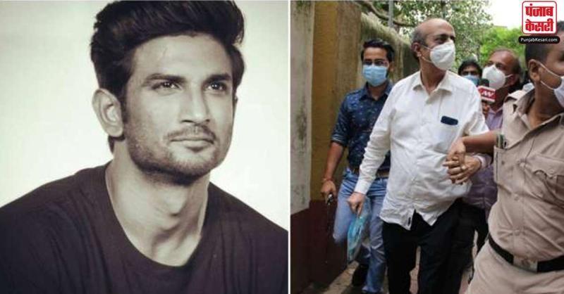 सुशांत सिंह मामला : CBI ने अभिनेत्री रिया चक्रवर्ती के पिता से करीब दस घंटे तक की पूछताछ