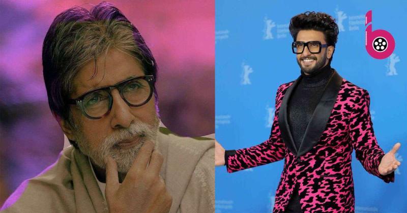 आधी रात को अमिताभ बच्चन ने किया यह पोस्ट, रणवीर सिंह ने कहा- क्या कर रहे हो बच्चन साहब?