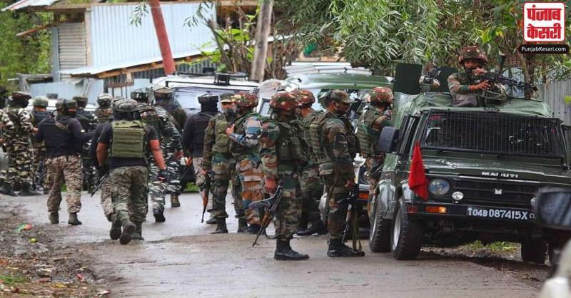 बारामूला में मुठभेड़ में सेना ने एक आतंकी किया ढेर, ऑपरेशन जारी