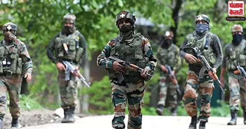 कश्मीर में किशनगंगा नदी से सेना ने हथियार, गोला-बारूद के साथ 2 आतंकवादियों के शव बरामद किए