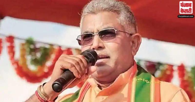 बंगाल के भाजपा अध्यक्ष दिलीप घोष ने कहा- TMC के कार्यकर्ताओं को चौराहों पर जूतों से पीटा जायेगा