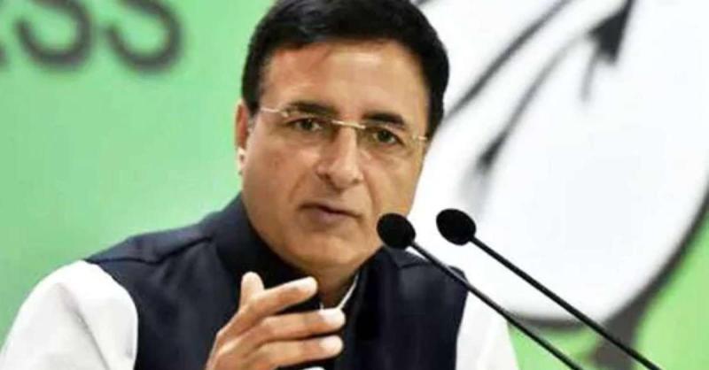 कांग्रेस प्रवक्ता रणदीप सुरजेवाला ने कहा- कोरोना संक्रमण को फैलने से रोकने में सरकार पूरी तरह नाकाम