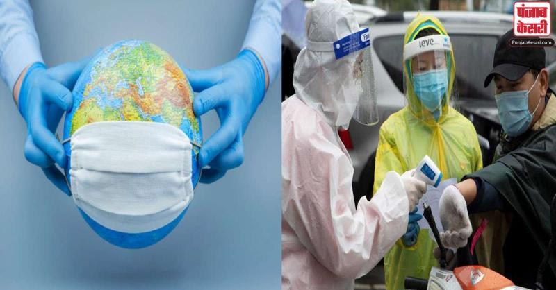 दुनियाभर में कोरोना महामारी का हाहाकार, मृतकों का आंकड़ा 8 लाख 91 हजार के पार