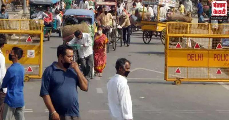 कोरोना के बढ़ते प्रकोप के बावजूद दिल्ली सरकार का फिर लॉकडाउन लागू करने से इनकार