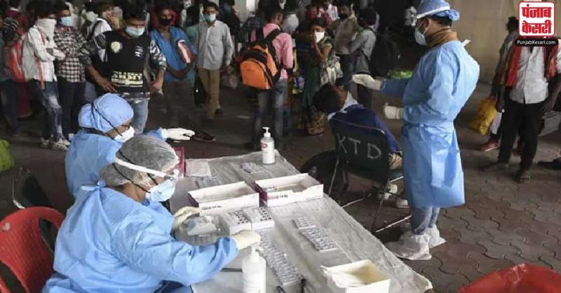दिल्ली में टूटा कोरोना के नए मामलों का रिकॉर्ड, बीते 24 घंटों में 4039 नए मरीज मिले