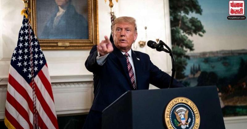 डोनाल्ड ट्रम्प नोबेल शांति पुरस्कार के लिए नामांकन के हकदार : व्हाइट हाउस