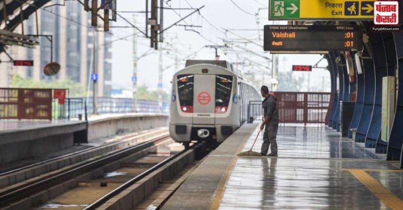डीएमआरसी प्रमुख मंगू सिंह ने कहा- मेट्रो के फेज-4 में हो सकती है 2-3 महीने की देरी