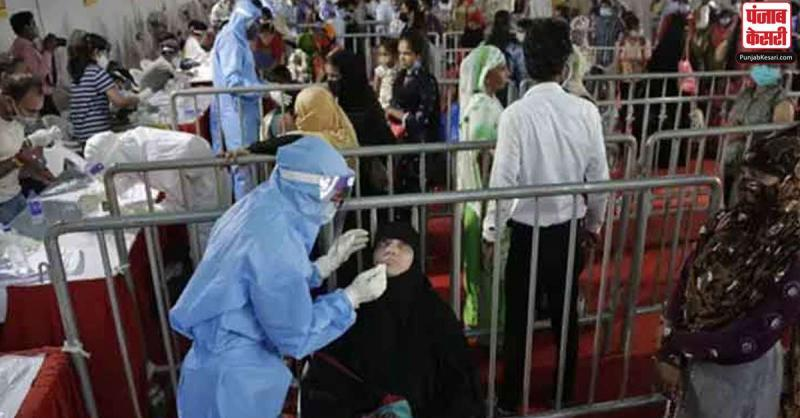 उत्तर प्रदेश में कोरोना के 7042 नए केस की पुष्टि, 94 मरीजों ने गवाई जान