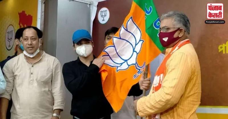 एशियाई खेलों की स्वर्ण पदक विजेता पिंकी प्रामाणिक BJP में हुई शामिल