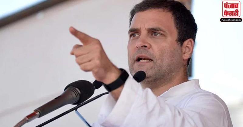 कोरोना के खिलाफ केंद्र की 'योजनाबद्ध लड़ाई' पर राहुल का तंज, कहा- सरकार के लिए 'सब चंगा सी'