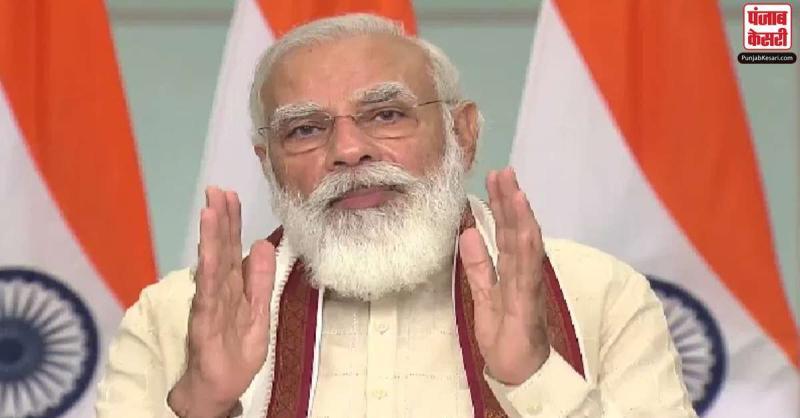 देश के 116 जिलों में 5,000 किलोमीटर से ज्यादा ऑप्टिकल फाइबर बिछाया जा चुका है : PM मोदी