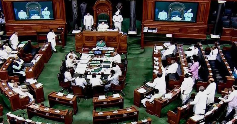 भाजपा के सदस्य जगदम्बिका ने लोकसभा में राजस्थानी,भोंटी भाषा को आठवीं अनुसूची में शामिल करने की मांग की