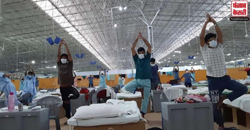 कोरोना मरीजों के ठीक होने के मामले में भारत ने ब्राजील को छोड़ा पीछे, रिकवरी रेट 78 प्रतिशत