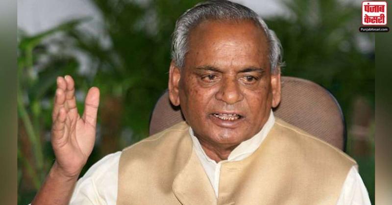 उत्तर प्रदेश : पूर्व मुख्यमंत्री कल्याण सिंह भी हुए कोरोना पॉजिटिव, ट्वीट कर दी जानकारी