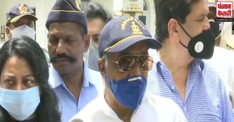 रिटायर नौसेना अधिकारी ने राज्यपाल से मुलाकात के बाद कहा- अब मैं BJP और RSS के साथ जुड़ गया हूं