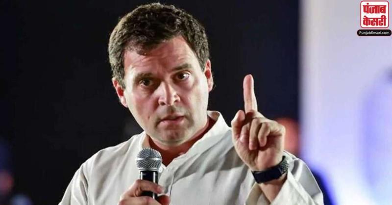 केंद्र पर राहुल गांधी का तीखा वार - मोदी जी, आप कब चीन के ख़िलाफ़ खड़े होंगे? नाम लेने से डरो मत
