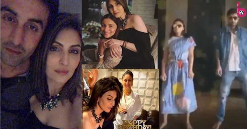 रिद्धिमा की बर्थडे पार्टी में भाई रणबीर ने गर्लफ्रेंड आलिया भट्ट संग लगाए जबरदस्त ठुमके,वीडियो हुआ वायरल