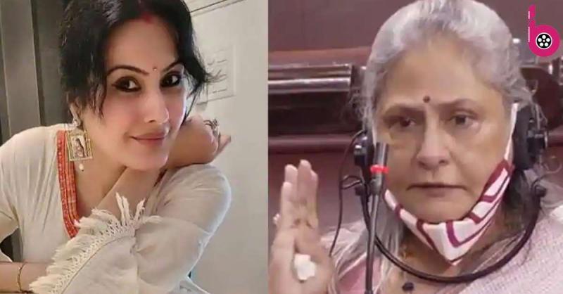 काम्या पंजाबी को ट्रोलर्स ने जया बच्चन का सपोर्ट करने पर किया ट्रोल, एक्ट्रेस ने ऐसे की बोलतीबंद