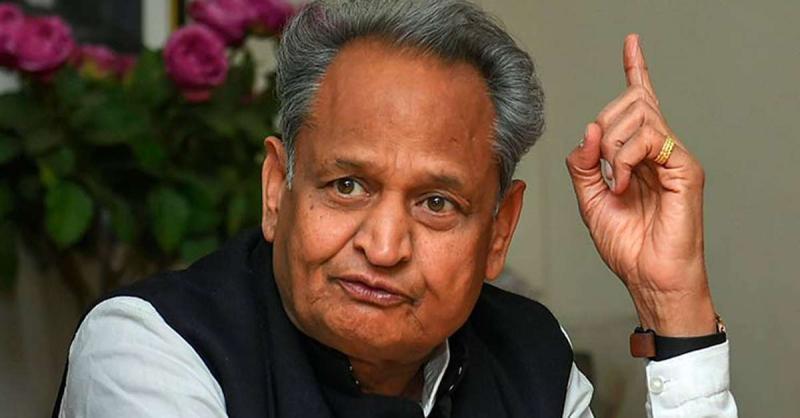 कांग्रेस विधायक ने चिठ्ठी लिख CM गहलोत से की सबसे भ्रष्ट मंत्री को बर्खास्त करने की मांग
