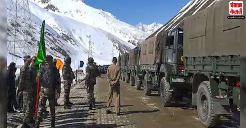 चीन को उत्तरी कमान का जवाब : भारतीय सेना सर्दी में भी पूर्वी लद्दाख में आर-पार की जंग लड़ने के लिये पूरी तरह तैयार