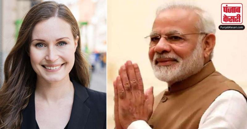 फिनलैंड PM ने प्रधानमंत्री नरेंद्र मोदी को दीं जन्मदिन की शुभकामनाएं