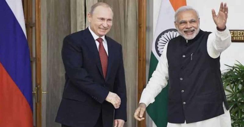 रूस के राष्ट्रपति व्लादिमीर पुतिन ने पीएम मोदी के जन्मदिन पर दी बधाई, कही ये बात