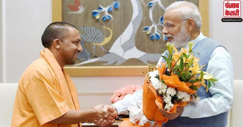 PM को जन्मदिन की शुभकामनाएं देते हुए बोले योगी  - मोदी जी ने दिव्यांगजनो को उचित सम्मान दिलाया