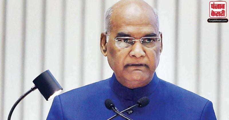 दिल्ली हिंसा : कांग्रेस समेत विपक्षी नेताओं ने एकतरफा कार्रवाई को लेकर राष्ट्रपति को सौंपा ज्ञापन