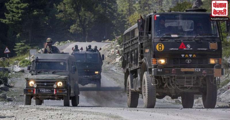 भारत की चीन को दो टूक : पूर्वी लद्दाख में सैनिकों को पूर्ण रूप से हटाने पर काम करना चाहिए