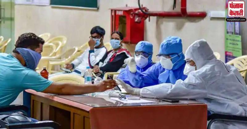 यूपी में कोरोना का कहर जारी, बीते 24 घंटे में 6,318 नए केस, 81 की मौत