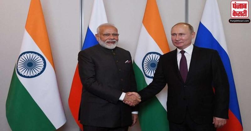 रूस के राष्ट्रपति पुतिन ने पीएम मोदी से की फोन पर बातचीत, जानिए किन मुद्दों पर हुई चर्चा