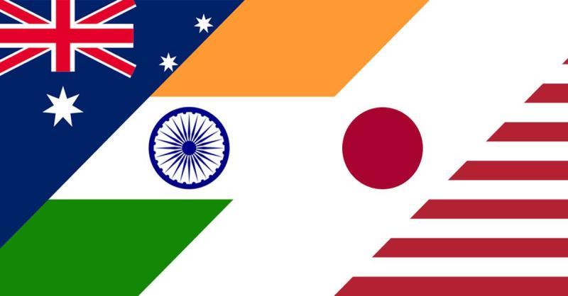 क्वाड चतुर्भुज सुरक्षा संवाद के लिए भारत तैयार, अमेरिका के साथ होगा 2+2 संवाद
