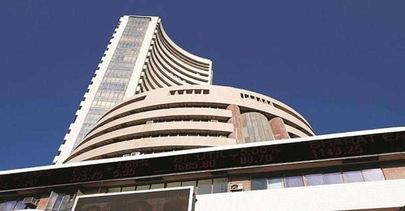 शेयर बाजार : सेंसेक्स 134 अंक गिरा, बैंक, वित्तीय शेयरों में नरमी