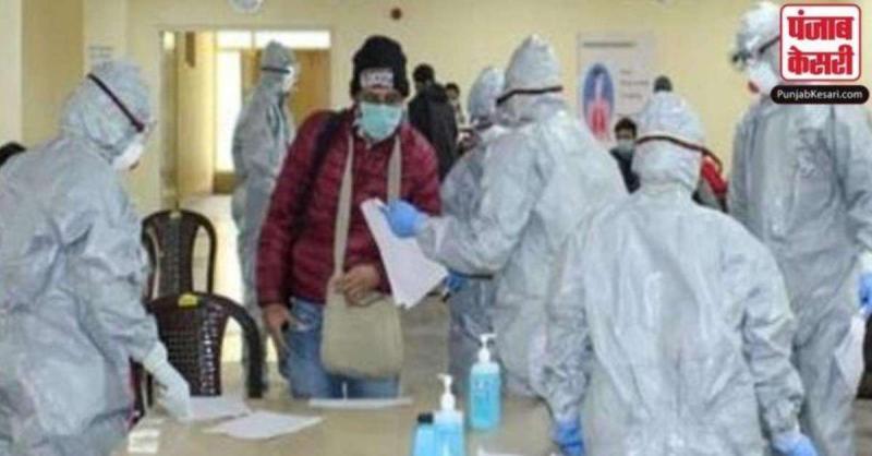 आंध्र प्रदेश में बीते 24 घंटे में कोरोना के 8,096 नए मामलों की पुष्टि, संक्रमितों का आंकड़ा 6 लाख के पार