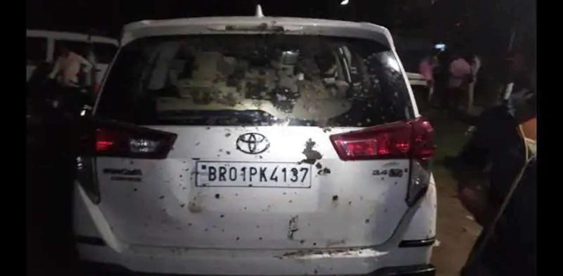 बिहार के शिवहर में जदयू विधायक मोहम्मद सरफुद्दीन पर हमला, पुलिस ने 8 लोगों को किया गिरफ्तार