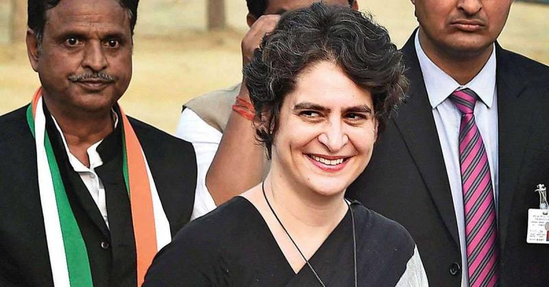 UP : कांग्रेस महासचिव प्रियंका गांधी ने शिक्षक नियुक्ति के लिए CM योगी को लिखा पत्र