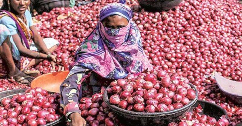 भारत सरकार ने बांग्लादेश को 25,000 टन प्याज निर्यात की अनुमति दी