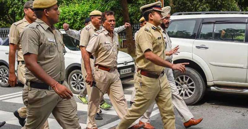 STF ने धोखाधड़ी मामले में टीवी चैनल के पूर्व यूपी प्रमुख को किया गिरफ्तार