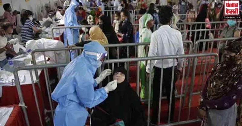 उत्तर प्रदेश में कोरोना के 5287 नए मामलों की पुष्टि,  संक्रमितों की संख्या 3.48 लाख के पार पहुंची