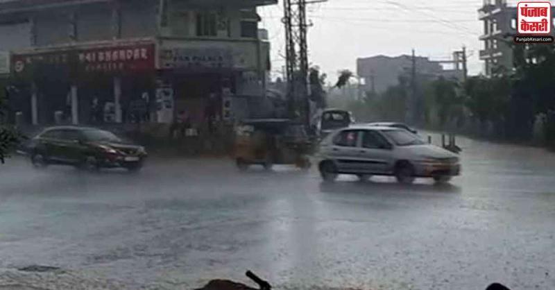 केरल में भारी बारिश की आशंका, रेड अलर्ट जारी