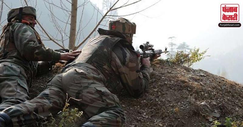 J&K : पाकिस्तानी सैनिकों ने फिर किया संघर्षविराम का उल्लंघन, भारतीय जवानों ने दिया मुहतोड़ जवाब