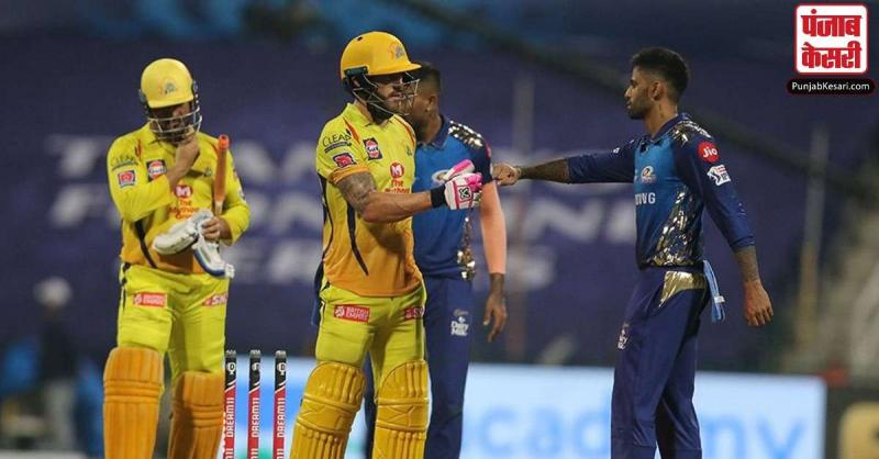 IPL-13:  चेन्नई सुपर किंग्स का जीत से आगाज, 5 विकेट से मुंबई को दी शिकस्त