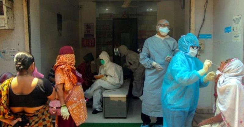 राजस्थान में पिछले 24 घंटे में कोरोना के 1,834 नए मामलों की पुष्टि, 14 की मौत