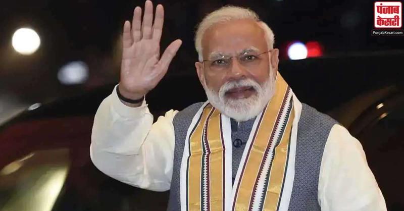 कोरोना की स्थिति की समीक्षा के लिए पीएम मोदी ने सात राज्यों के मुख्यमंत्रियों की बुलाई बैठक