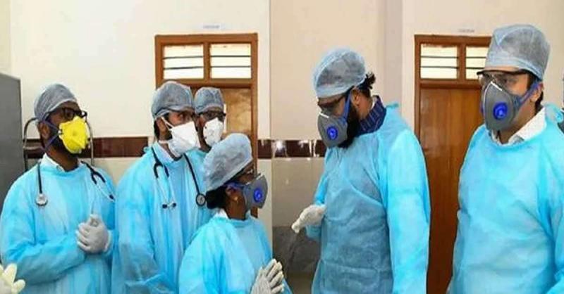 जम्मू में केंद्र के दो सदस्यीय दल ने कोरोना नियंत्रण के उपायों की समीक्षा की