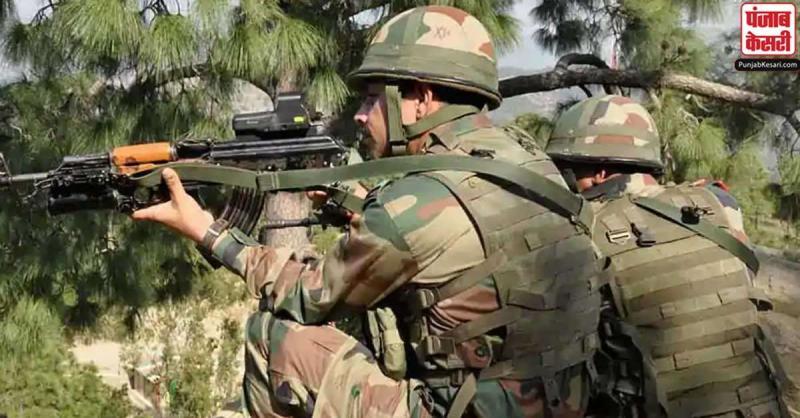 J&K में अंतरराष्ट्रीय सीमा घुसपैठ की कोशिश नाकाम, BSF ने भारी मात्रा में मादक पदार्थ बरामद किये