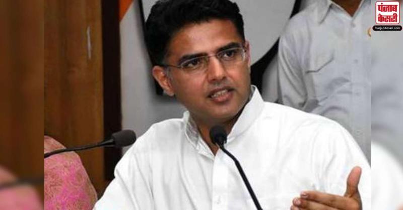 मध्य प्रदेश विधानसभा उपचुनाव में सचिन पायलट करेंगे कांग्रेस के लिए चुनाव प्रचार